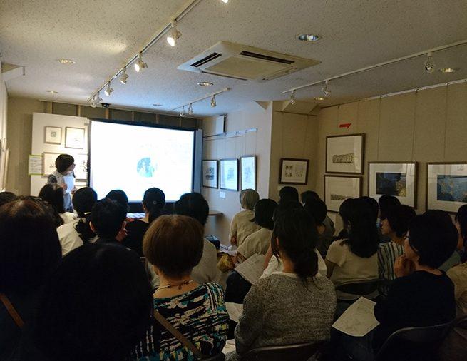写真絵本「世界のともだち」のトークショー2本立てにいってきました!