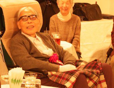 かこさとしさん、祝・巌谷小波文芸賞受賞! 授賞式&お祝い会がありました
