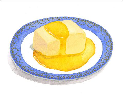 Med と Maslo(メドとマスロ) ハチミツとバター