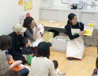 紀伊國屋書店玉川髙島屋店で、偕成社スタッフによるおはなし会イベントがありました!